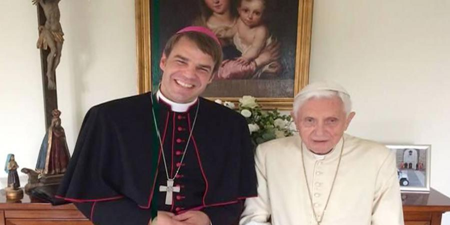 Facebook Bischof Oster